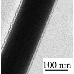 Silver nanowires, av. diameter ca. 100±20 nm