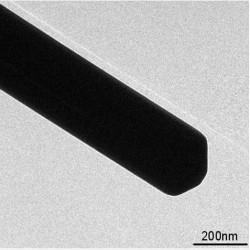 Silver nanowires, av. diameter ca. 200±20 nm