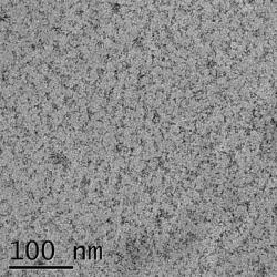 Zirconium dioxide nanopowder, monoclinic